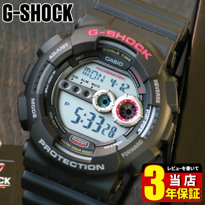 腕時計, メンズ腕時計 CASIO G-SHOCK G gshock GD-100-1A