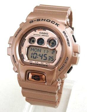 CASIOカシオG-SHOCKジーショックCrazyGoldクレイジーゴールドGD-X6900GD-9海外モデルメンズ男性用腕時計ウォッチデジタル金ピンクゴールド
