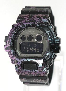 レビューを書いて3年保証CASIOカシオG-SHOCKGショックPolarizedMarbleSeriesポーラライズド・マーブル・シリーズデジタルGD-X6900PM-1大理石柄偏光インクメンズ腕時計ウォッチ