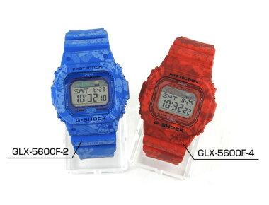 商品到着後レビューを書いて3年保証CASIOカシオG-SHOCKGショックジーショックG-LIDEGライドGLX-5600F-4海外モデルメンズレディース腕時計時計デジタルスクエアG-SHOCKGショックジーショック赤レッド誕生日プレゼントギフト