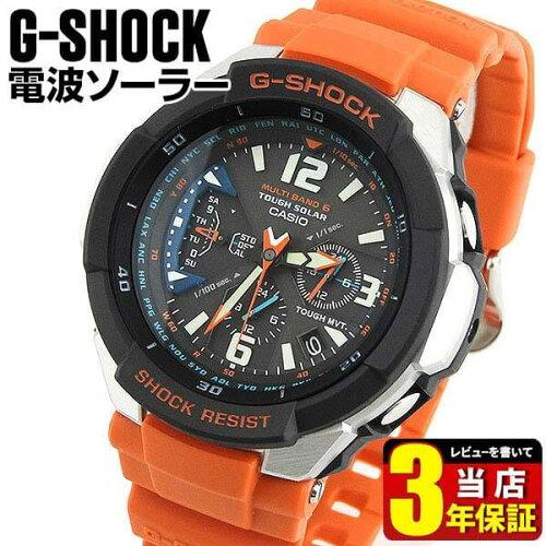 CASIO カシオ Gショック ジーショック G-SHOCK 電波 ソーラー GW-3000M-4A海外モデル ...