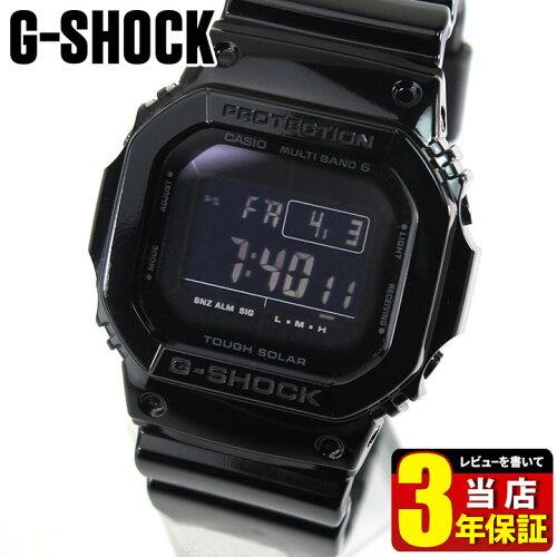 CASIO カシオ G-SHOCK Gショック ジーショック GW-M5610BB-1 海外モデル タフ ソーラー 電波 時計 ...