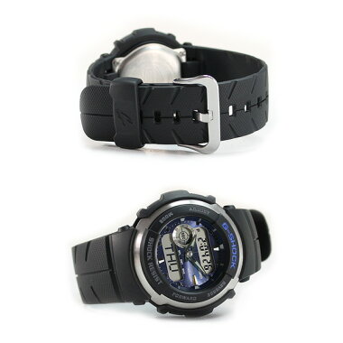 CASIOカシオGショックG-SHOCKGSHOCKジーショックメンズ腕時計新品時計多機能防水Gスパイク青ブルーG-300-2AV海外モデル【楽ギフ_包装】【あす楽対応】【あす楽_土曜営業】