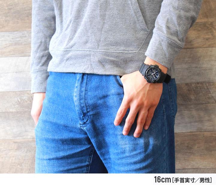 BOX訳あり ★送料無料 CASIO カシオ G-SHOCK Gショック ジーショック AWG-M100 電波 ソーラー ソーラー電波時計 ブラック 黒 海外モデル メンズ 腕時計 アナログ ウォッチ 商品到着後レビューを書いて3年保証