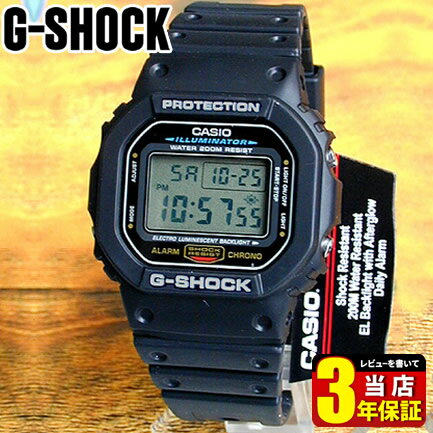 腕時計, メンズ腕時計 CASIO G-SHOCK G 5600 origin DW-5600E-1V
