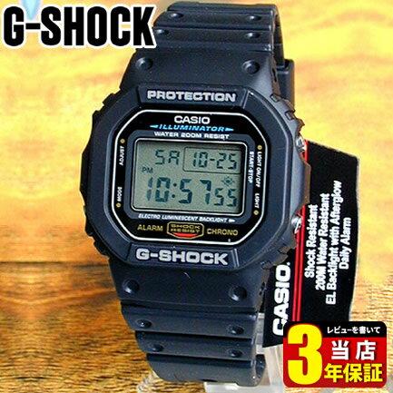 CASIOG-SHOCKカシオGショックジーショック腕時計メンズ時計防水カジュアル5600ORIGINスクエア黒ブラックデジタル