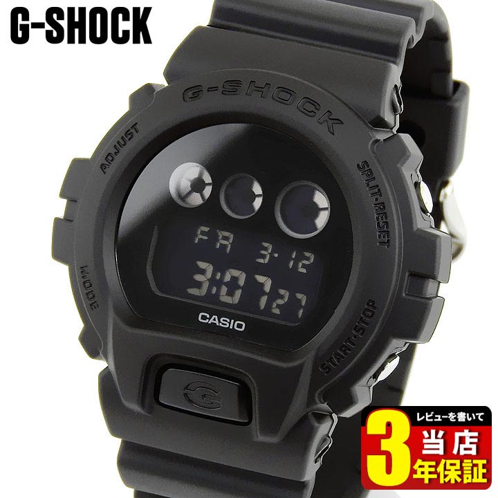 腕時計, メンズ腕時計 CASIO G-SHOCK G DW-6900BBA-1 BB Series