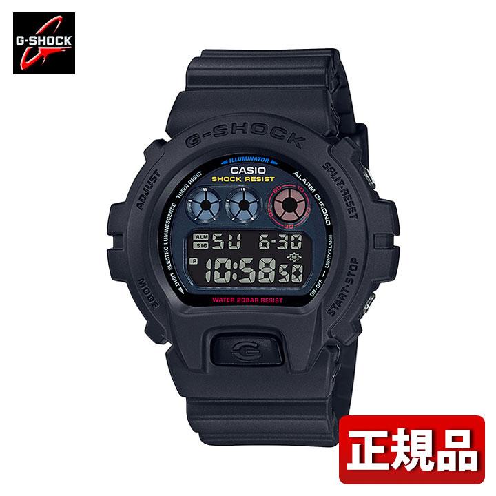 腕時計, メンズ腕時計 CASIO G-SHOCK G Black Neon DW-6900BMC-1JF