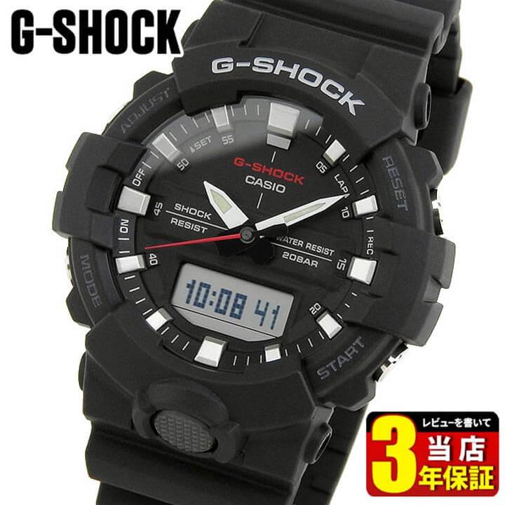 腕時計, メンズ腕時計 CASIO G-SHOCK G GA-800-1A