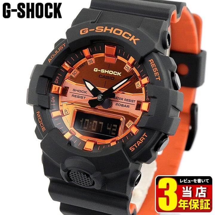 腕時計, メンズ腕時計 CASIO G-SHOCK G GA-800BR-1A