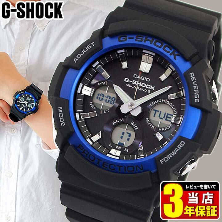 腕時計, メンズ腕時計 CASIO G-SHOCK G GAW-100B-1A2 3