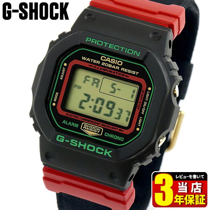 腕時計, メンズ腕時計 CASIO G-SHOCK G Throwback 1990s DW-5600THC-1