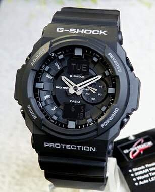 【CASIO】カシオ【G-SHOCK】GA-150-1Aブラック海外モデルアナデジコンビネーション【Gショック】ビッグケースモデル【楽ギフ_包装】メンズ腕時計