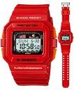 CASIOカシオ 腕時計 時計 スポーツウォッチ Gショック GLX-5500A-4JFレッド国内品 ...