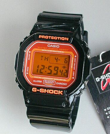 CASIOカシオGショック ジーショック 個性派クレイジーカラー DW-5600CS-1 ...