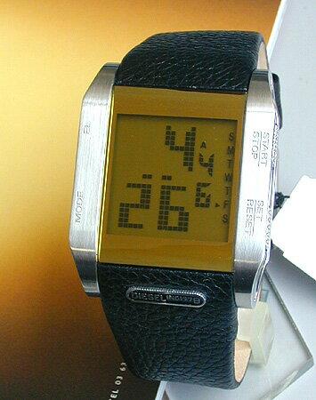 ディーゼル 時計 腕時計 メンズ watchDIESEL DZ7077文字板イエローゴールド 華やかなカラーリング...