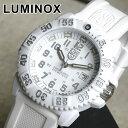 LUMINOX ルミノックス LUMINOX ネイビーシールズ WHITEOUT 3050系LUMINOX 3057.WO ホワイトアウト メンズ 腕時計 ベルト ミリタリーウォッチ 時計 白 誕生日プレゼント 男性 バレンタイン ギフト