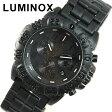 ★送料無料 LUMINOX ルミノックス Navy SEALs ネイビーシールズ クロノグラフ 3082.BO 3082BO Blackout ブラックアウト カラーマークシリーズ COLORMARK 3050 SERIES 黒 ブラック ミリタリー海外モデル