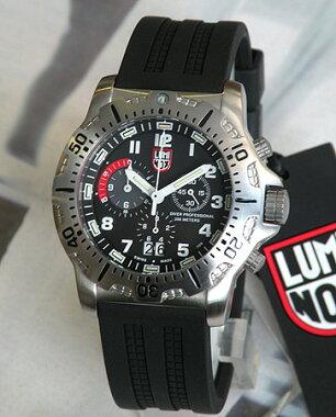 LUMINOXルミノックスEVOアルティメイトネイビーシールズクロノグラフ8151(T25表記あり)海外直輸入男性用腕時計ウレタンバンド