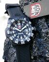LUMINOX ルミノックス バーゼルモデル 3051 海外モデル カラーマークシリーズ 3050シリーズ Navy SEALs ネイビーシールズ ラバーベルト 黒 ブラック 軽量 ミリタリー メンズ 腕時計 誕生日プレゼント 男性 バレンタイン ギフト