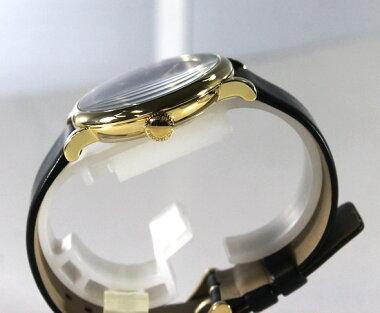 マークバイマークジェイコブスMARCBYMARCJACOBSMARCJACOBSマークバイマークMBM1269ベイカーBAKERレディース腕時計時計ゴールドブラックレザーバンド