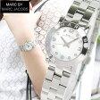 ★送料無料 マークバイマークジェイコブス 時計 MARC BY MARC JACOBS MARCJACOBS マークバイマークMBM3055スモール レディース 腕時計 シルバー 誕生日 ギフト