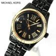 ★送料無料 MICHAEL KORS マイケルコース MK3299 レディース 腕時計 時計 ブランド 小さいサイズ スモール かわいい アナログ ゴールド×ブラック 金 黒