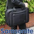 ★送料無料 SAMSONITE サムソナイト ブリーフケース SAM-43270-1041 海外モデル メンズバッグ ビジネス スーツ 大きい サイズ ビック 黒 ブラック 就職祝い 誕生日 ギフト