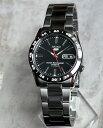 【送料無料】SEIKO5 セイコー 逆輸入 セイコーファイブ SNKE03KC メンズ 腕時計 正規海外モデル オートマチック 自動巻き ブラック 黒 デイデイト 誕生日プレゼント 男性 クリスマス ギフト