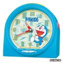 SEIKO セイコークロック キャラクター ドラえもん CQ137L 国内正規品 キッズ 子供用 目覚まし めざまし 目覚し 置時計 おしゃべり ボイス 卒業祝い 入学祝い