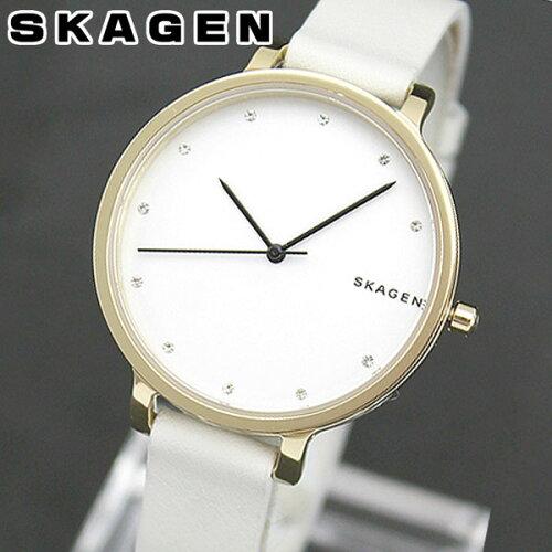 ★送料無料 SKAGEN スカーゲン SKW2578 海外モデル レディース 腕時計 ウォッチ 革バンド レザー ...