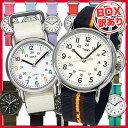 【BOX訳あり】 【送料無料】タイメックス TIMEX 時計 おしゃれ ブランド メンズ レディース 腕時計 時計 カジュアル ウォッチ ウィークエンダー WEEKENDER キャンパー CAMPER ナイロンバンド 黒 ブラック 白 ホワイト ネイビー
