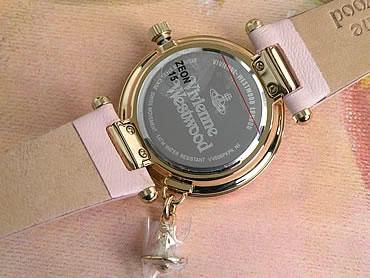 VivienneWestwoodVV006PKPKヴィヴィアン・ウエストウッド【Orb】オーブピンク×ゴールドレディース腕時計女性用時計ウォッチ【楽ギフ_包装】【smtb-KD】