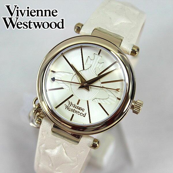 腕時計, レディース腕時計 Vivienne Westwood VV006WHWH Orb