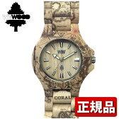 ★送料無料 WEWOOD ウィーウッド DATE MAGELLANO BEIGE 木製 9818096 メンズ 腕時計 ウォッチ カジュアル ベージュ 正規品 誕生日 ギフト