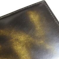 【バンビ】グレディア二つ折り財布イエロー