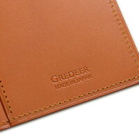 【バンビ】グレディアアドバンファスナー小銭入れ付き長財布イエロー