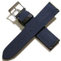 【カミーユフォルネ】カーフ(アンチスエット・ショートサイズ)腕時計時計用ベルト・バンド