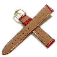 【ミモザ】リザードCMレッド時計ベルト