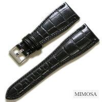 【ミモザ】ガガミラノ対応型押しブラック