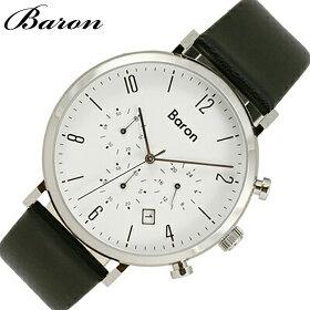 BARON/バロンBR-MJ008腕時計クロノグラフメンズ【対応_東海】