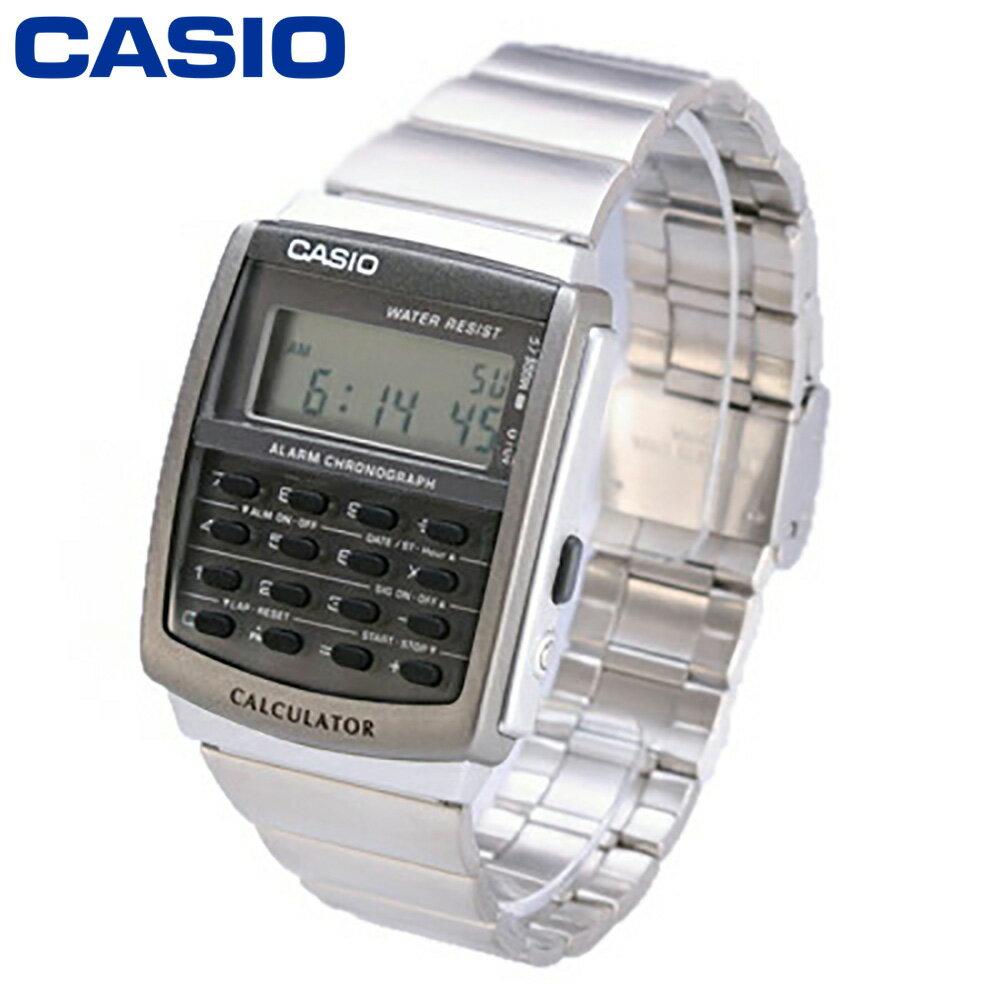 CASIO Calculator Watch CASIO QUARTZ CA-506-1 DAT...