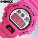 【即納】Crazy Colors/クレイジーカラーズCASIO/カシオ G-SHOCK DW-6900CS-4DR