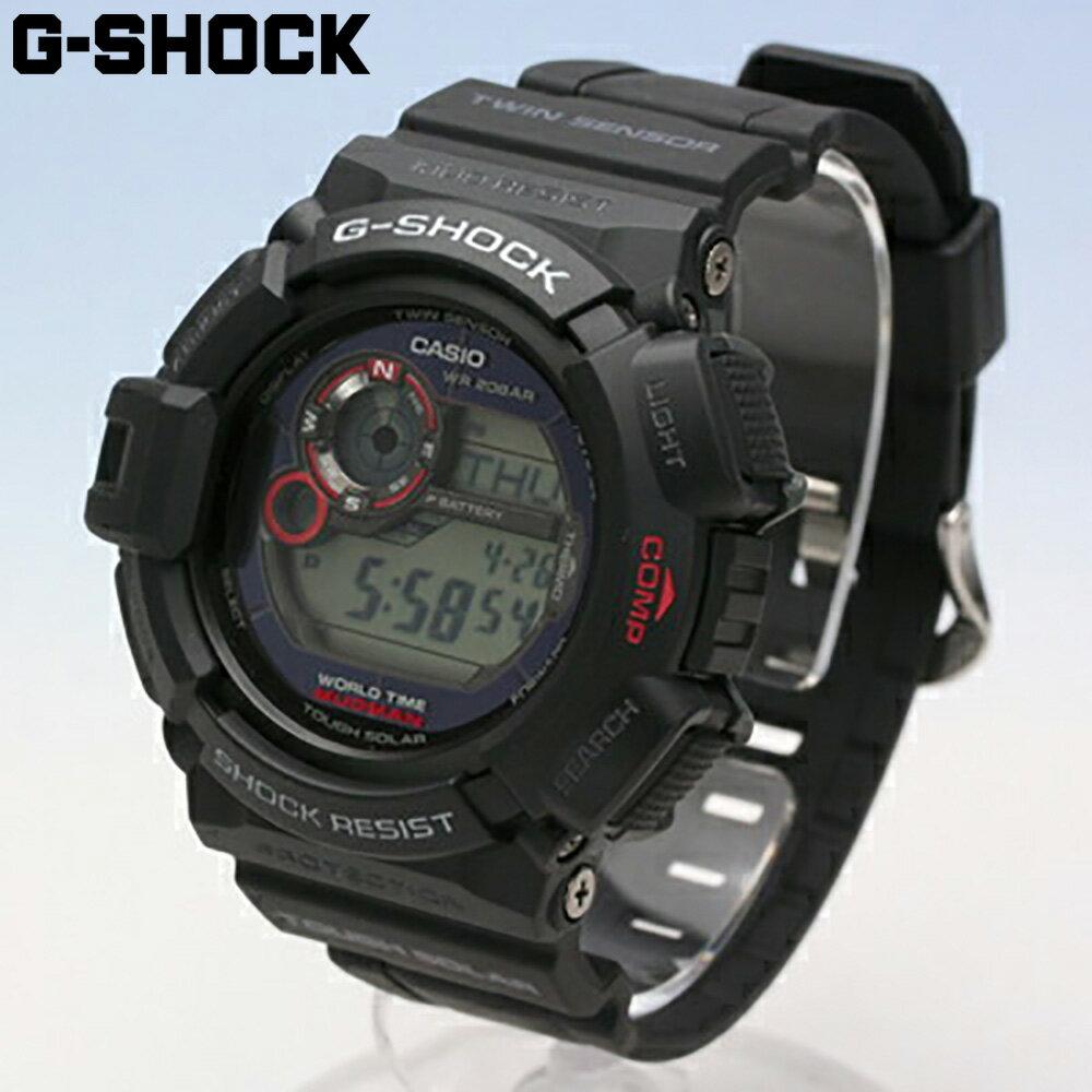 腕時計, メンズ腕時計 6515 23:59 CASIO G-SHOCK G MUDMAN G-9300-1 1