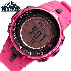 CASIO/カシオPROTREK/プロトレックPRW-3000-4B腕時計/電波ソーラー【対応_東海】