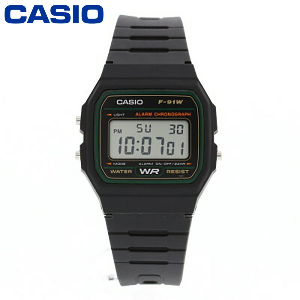 CASIO f91w watch CASIO STANDARD BASIC DIGITAL CL...