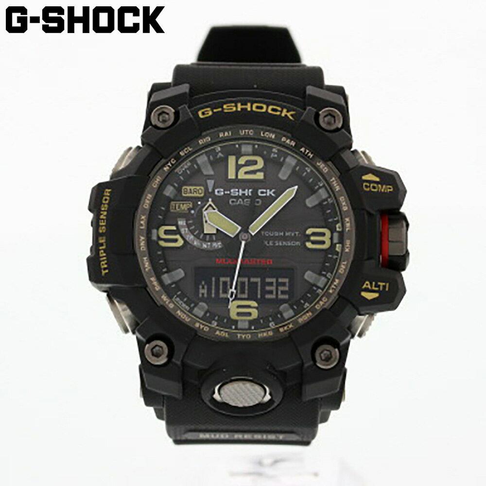 腕時計, メンズ腕時計 CASIO G-SHOCK G MASTER OF G G MUDMASTER GWG-1000-1A 1
