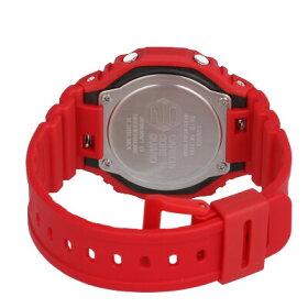 CASIOカシオ/G-SHOCKジーショックGA-2100-4Aアナデジレッド腕時計メンズネオブライトカーボンコアガード【あす楽対応_東海】