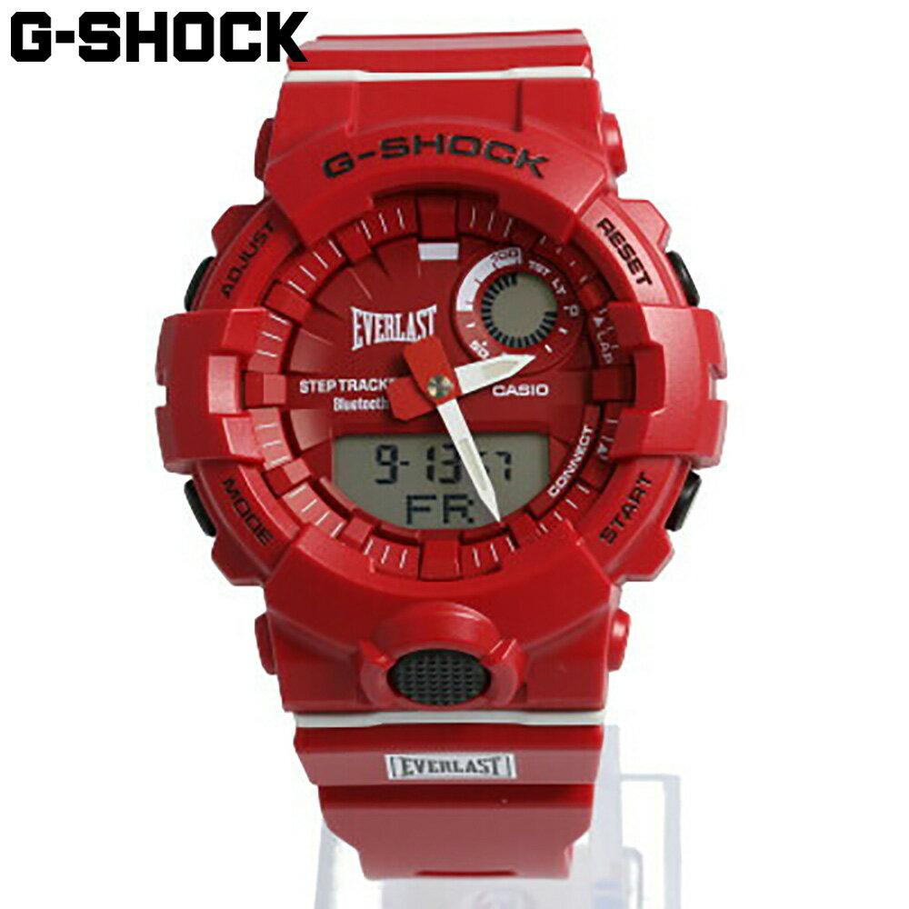腕時計, メンズ腕時計 CASIO G-SHOCK G G-SQUAD G Bluetooth EVERLAST GBA-800EL-4A 1