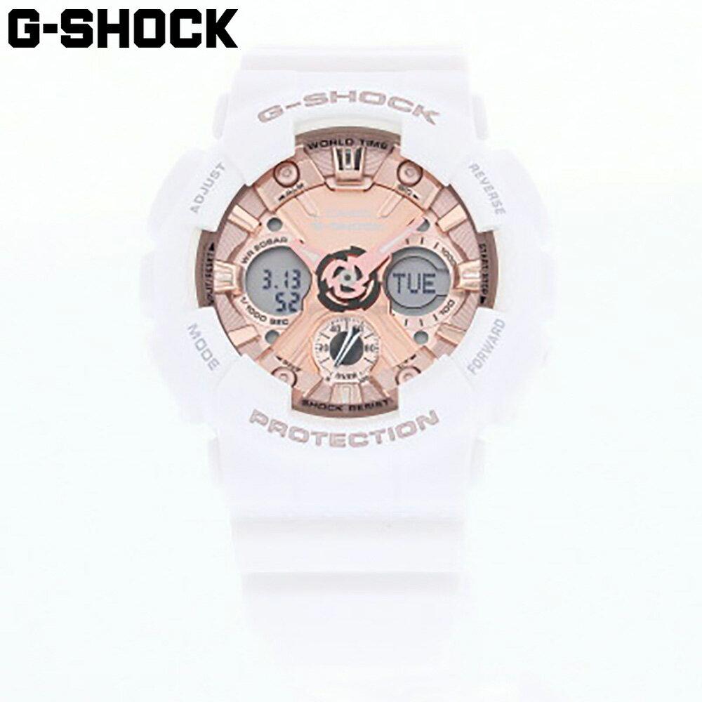 腕時計, 男女兼用腕時計 CASIO G-SHOCK G S GMA-S120MF-7A2 1